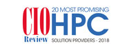 20 Most Promising HPC Solution Providers - 2018